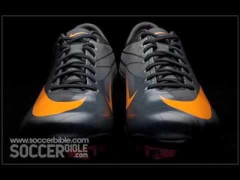 Calamidad Opcional Noche  Nike Mercurial Superfly 2 - Black/Circuit Orange/Black - YouTube