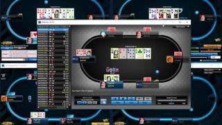 WC 2016/17 $30nl Snap on 888 Poker with bonus Brexit/Trump bashing