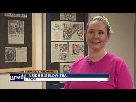 Made In Idaho: Inside Bigelow Tea's Boise Facility