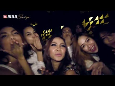Domain Jakarta New year eve 2016 with Tiara Eve , Downey , Crip , MC Liquid Silva , VJ Motionchamber