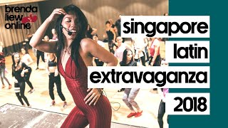 Singapore Latin Extravaganza Performance 2019