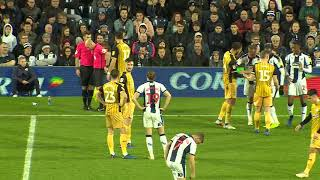 West Brom v Sheffield Wed