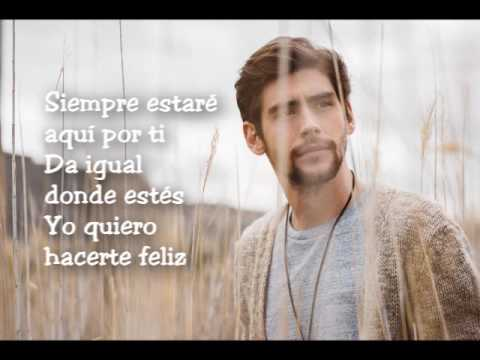 Alvaro Soler Agosto Lyrics Letra Youtube