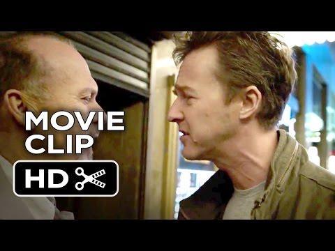 Birdman Movie CLIP - Coffee (2014) - Edward Norton, Michael Keaton Movie HD
