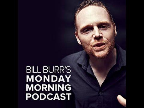 Brian Regan on Monday Morning Podcast with Bill Burr
