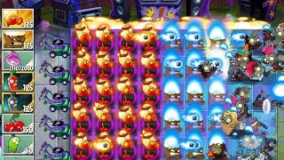 Plants vs Zombies 2 Greatest Hits Epic Hack - Level 86-88 The Fire Shooter Special