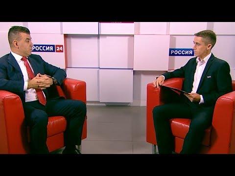 Генеральный директор ОТИС в Восточной Европе и Центральной Азии посетил Краснодар