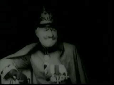 "WW1 Propaganda Movie!!! Original Rare Footage!!! - Charlie Chaplin's ""The Bond"""