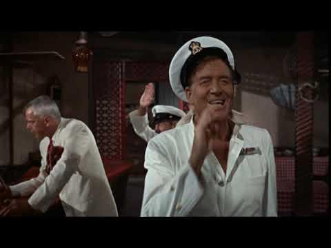 Scazzottata Natalizia - I Tre Della Croce Del Sud (Donovan's Reef, John Ford 1963)