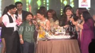 "Ye Duniya Utpatanga- Kailash Kher sing a Beautiful song for Birthday Girl ""Poonam Dhillon"""