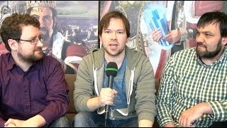 InnoGames TV - March Episode feat. Forge of Empires Guild vs. Guild, Grepolis New City Overview