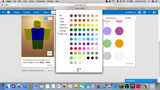 HOW TO GET NOOB SKIN IN ROBLOX