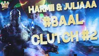 Fortnite #BAAL #2 - 11 KILLS CLUTCH WIN w/Juliaaab