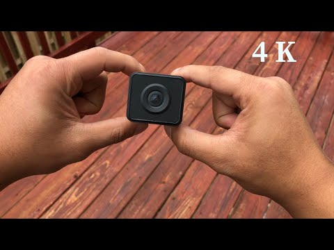 CHEAP 4K ACTION/DASH CAMERA REVIEW BY AUTODRIVE