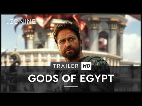 GODS OF EGYPT | Trailer | Deutsch