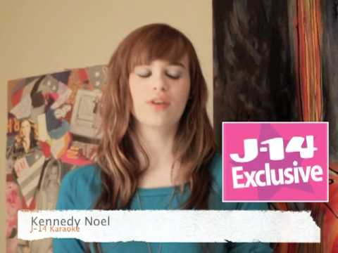 J-14 Exclusive: Karaoke with Majors & Minors' Kennedy Noel