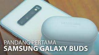 Samsung Galaxy Buds - Fon Telinga Nirwayar Terbaru Daripada Samsung