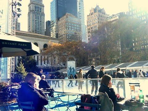Catching + Battling Live from Bryant Park + Central Park (Originally Aired Jan 13th 915am NYC time)