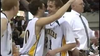 C.M. Russell Basketball Highlights 2010
