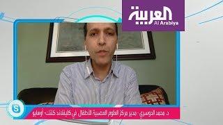 بالفيديو.. طبيب سعودي يترأس أحد المراكز المتخصصة بمستشفى أمريكي شهير - صحيفة صدى الالكترونية