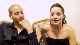 La Belle et la Bête - Interview Manon Taris et Yoni Amar 4/6