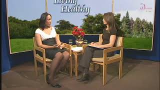 "Living Healthy #020: ""Natural Breast Health"" with Dr. Dawna Jones"