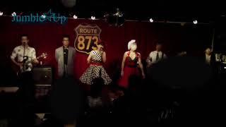 2017.10.1 祇園 Route873 にて 京都を中心に活動中のバンド「Jumble☆Up...