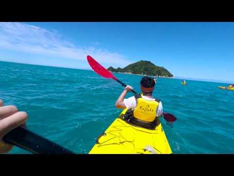New Zealand in Jan 2017 ! Travel Video