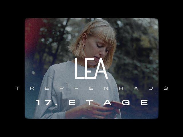 LEA | Treppenhaus | 17. Etage