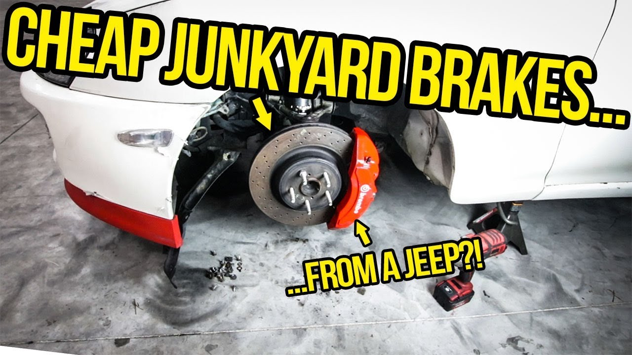 i-installed-huge-junkyard-brakes-on-my-cheap-toyota-supra-from-a-jeep
