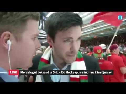Jeremy Colliton i segeryran på isen – Mora IK till SHL