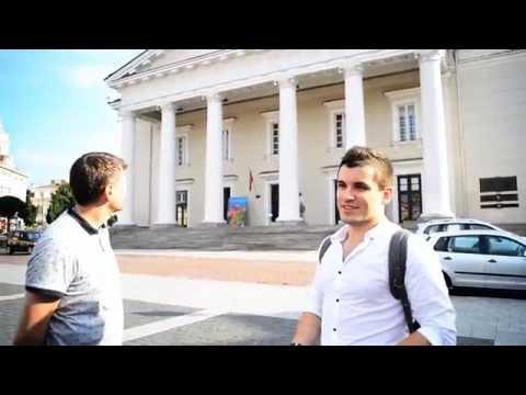 Walking Tour in Vilnius with EpicWander
