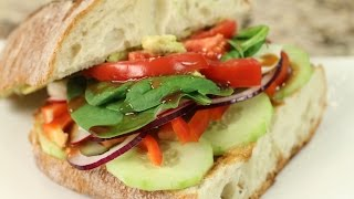 The Best Cucumber Sandwich!  By Rockin Robin
