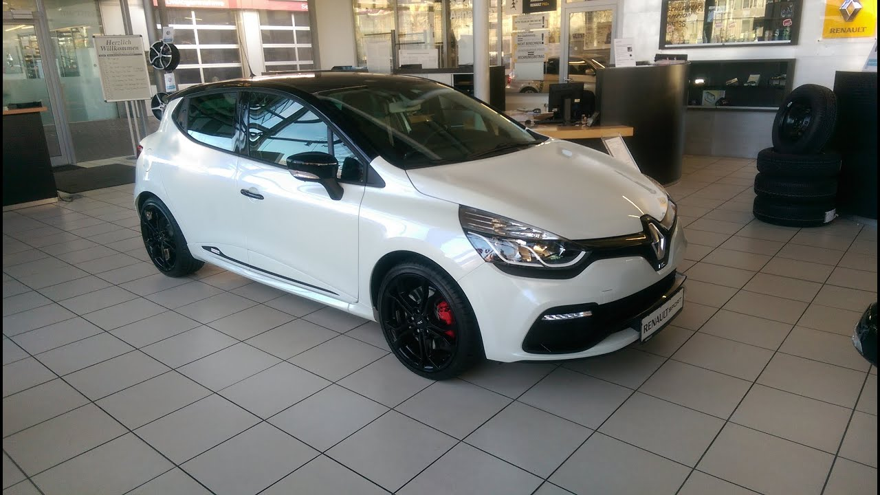 2015 renault clio rs sport monaco gp youtube