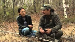 Как полезно при себе иметь в лесу GPS-навигатор(Видеосюжет Надежды Ефимовой, Дьулустана Трофимова (ЯСИА). Рассказчик - руководитель турклуба