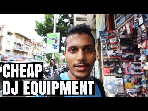 DJ Equipment for Cheap | Mumbai | Lamington Road | Grant Road