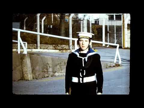 Plymouth Sea Cadets 70's Super 8 film