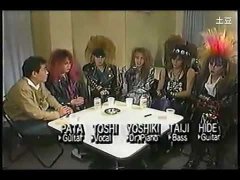 X Japan Interview