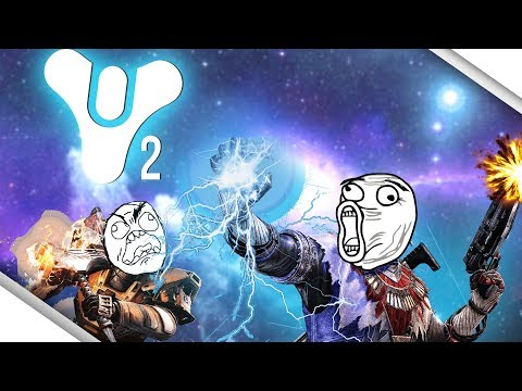 DESTINY RACIST?! - Destiny 2 Funny Moments (#1) [Read Desc.]