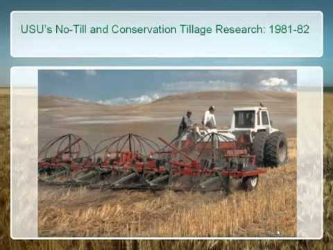 30 Years of No-Till Conservation Tillage