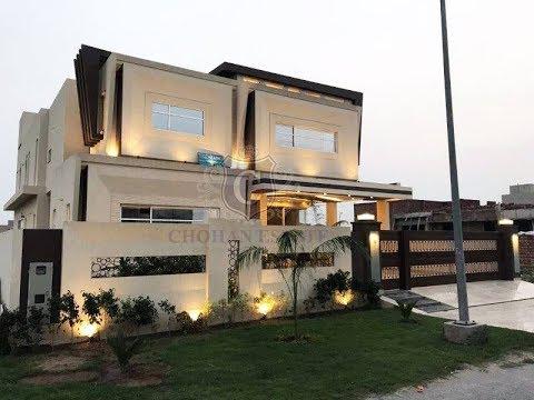 1 Kanal Modern House 500 Sq Yd Home Exterior Interior Design