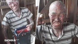 El raro caso de Antonio, la persona que asegura que Satanás vive en su cuerpo