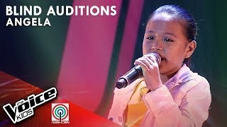 Proud Mary by Angela Ragasa The Voice Kids Philippines Blind Auditions 2019