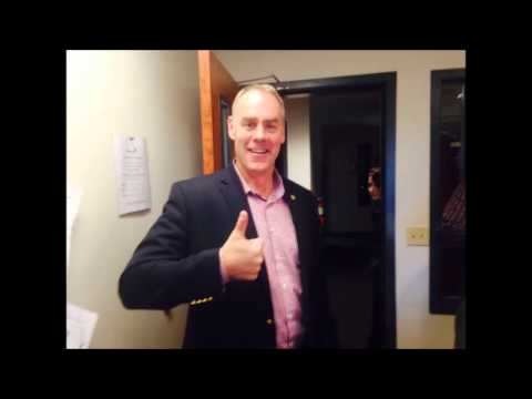 Ryan Zinke on Talk Back, April 24