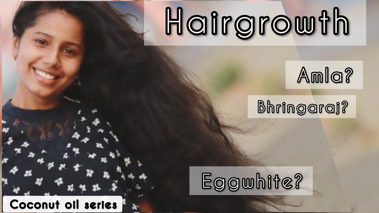 Tips for Faster Hairgrowth|How to grow Healthy Long Hair Naturally|Coconutoil series|Diy with swathy