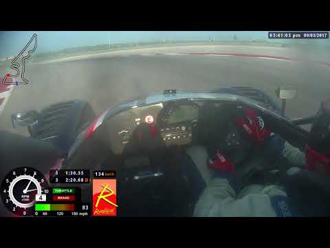 Cota Race 2 2017 Radical North American Championship