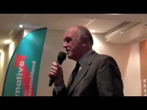 Kandidaten für den Bundestag stellen sich vor -  AfD Berlin