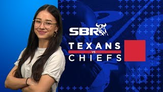 Texans vs Chiefs: AFC Divisional Round | NFL Picks and Odds