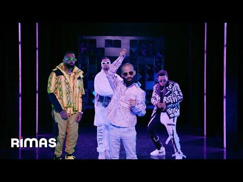 Arcangel, Justin Quiles, Eladio Carrion, De La Ghetto - Tussi