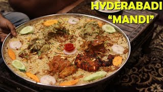 World Famous MANDI from Hyderabad || Taking Hyderabadi Biryani by Storm